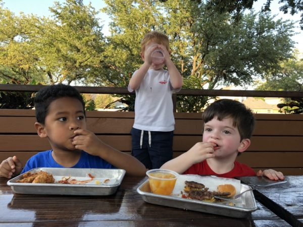richardson kid friendly restaurants