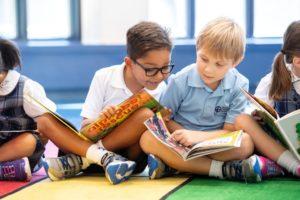 Trinity Christian Academy reading