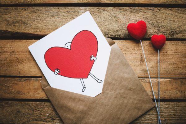 unromantic Valentine's
