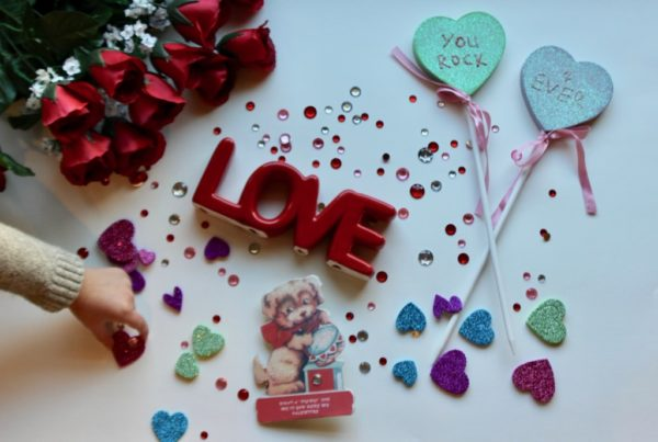 Budget Friendly DIY Valentines