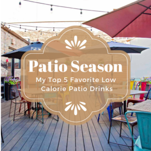 patio drinks