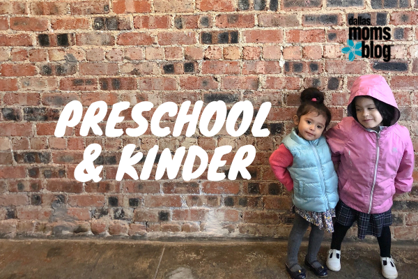 preschool and kinder