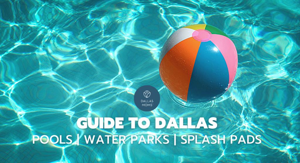 pools in dallas water parks in dallas splash pads in dallas