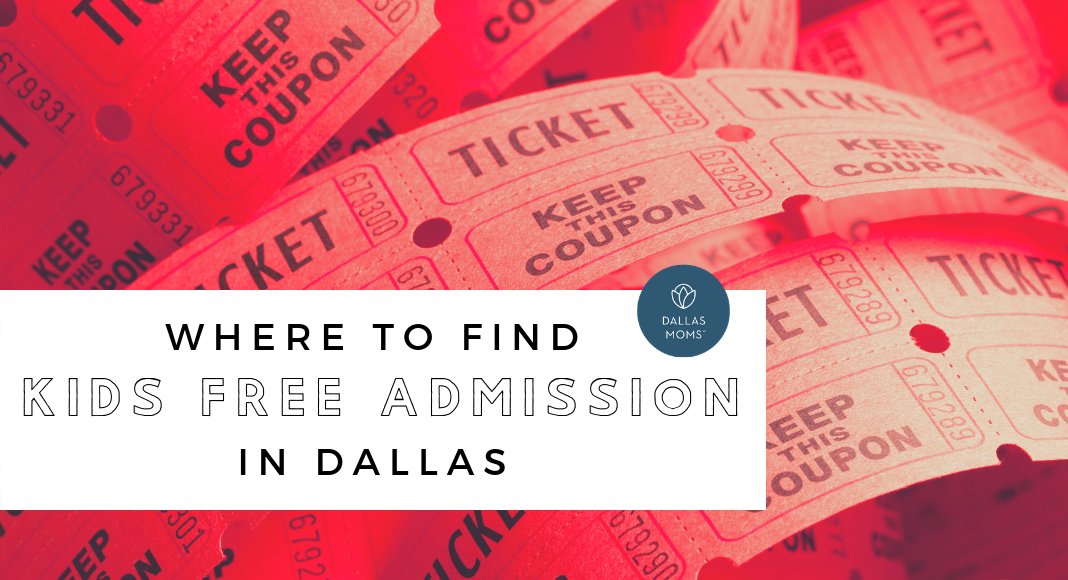 Kids Free Admission in Dallas
