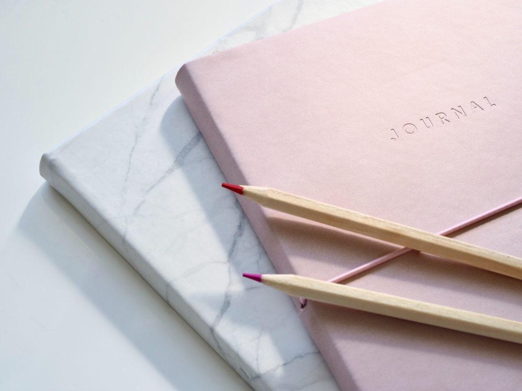 Journaling with my tween