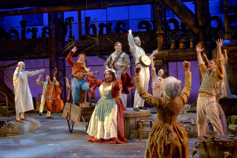 A Family Christmas Must-See at The Dallas Theater Center