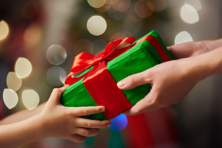 3 Simple Ways to Get Your Kids Excited About Giving {Instead of Just Receiving} This Season
