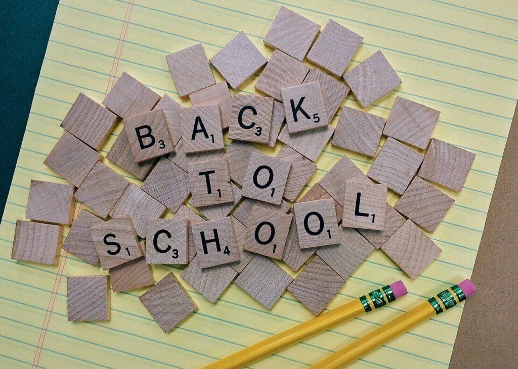 back to school after winter break routine