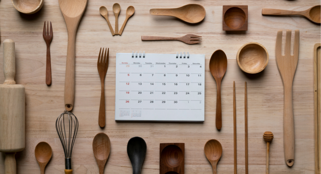 easy weekly meal planning for families
