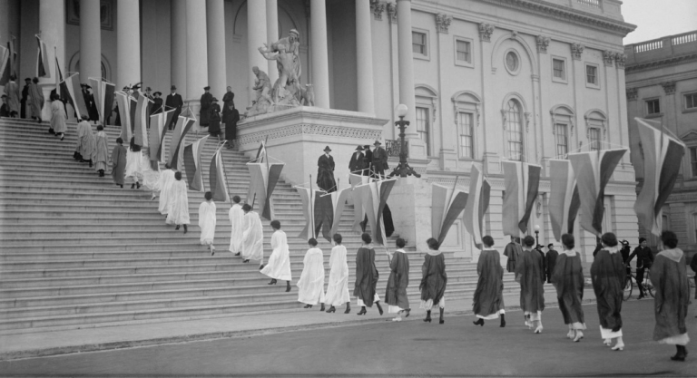 Votes for Women: Fun and Easy Kid Activities to Celebrate the 19th Amendment