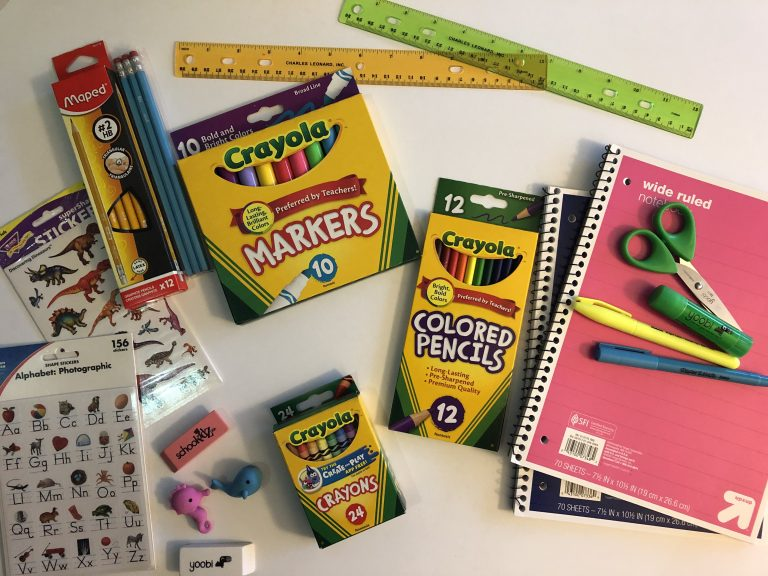 Back-to-School Gift Box for Virtual Learning