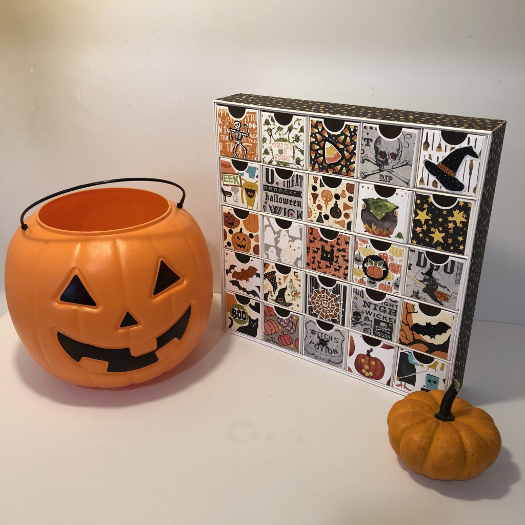socially distant halloween