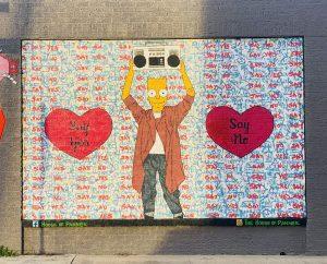 insta-worthy murals