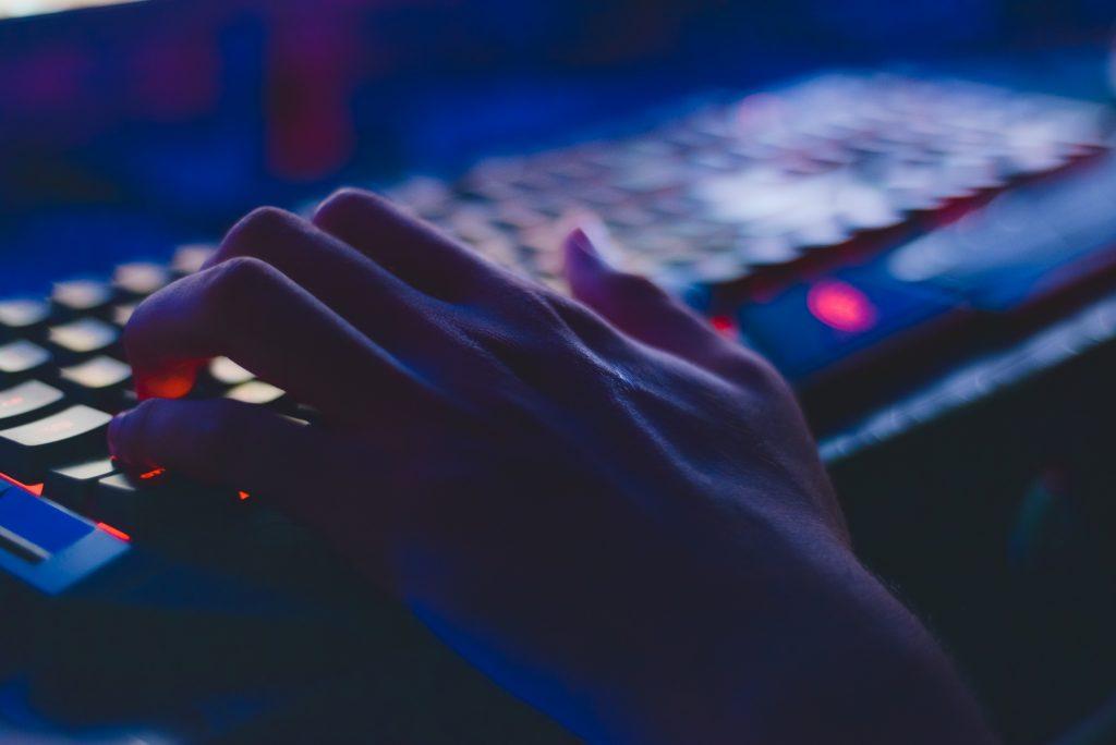 online account security