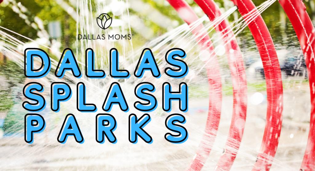 dallas splash parks dallas splash pads