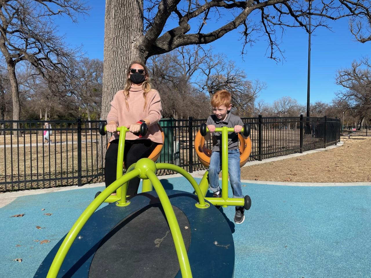 Fort Worth Trinity Park