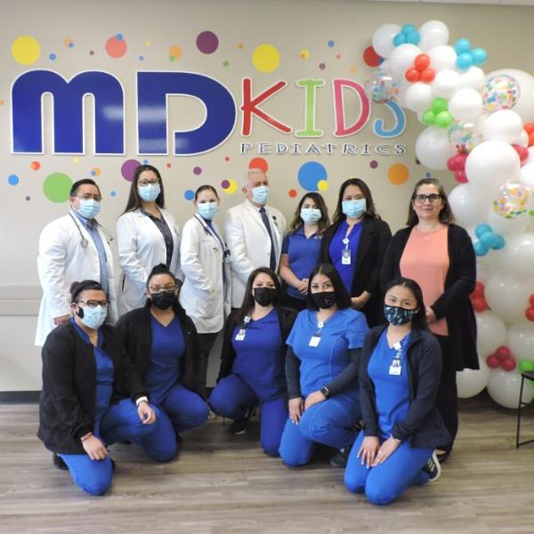 MD KIDS PEDIATRICS