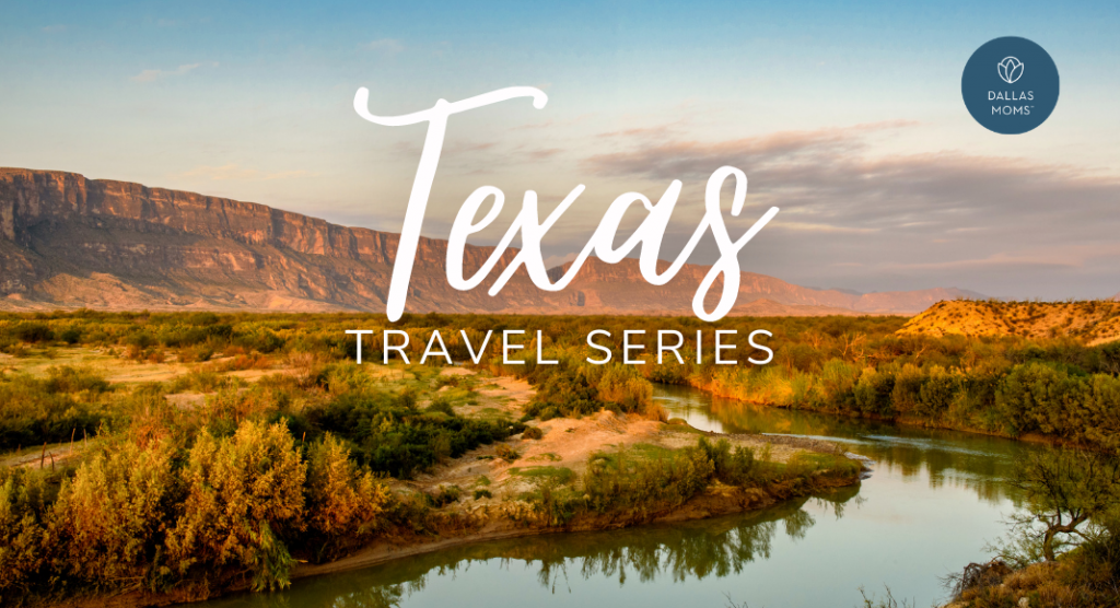 family road trips in Texas