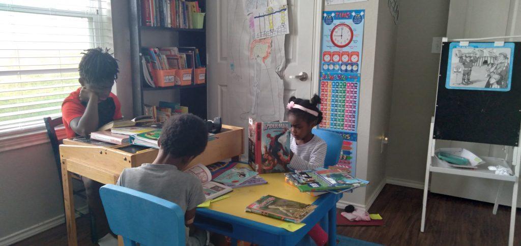 dallas moms homeschool planning