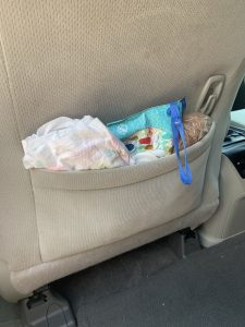 Dallas Moms Car Organization Hacks