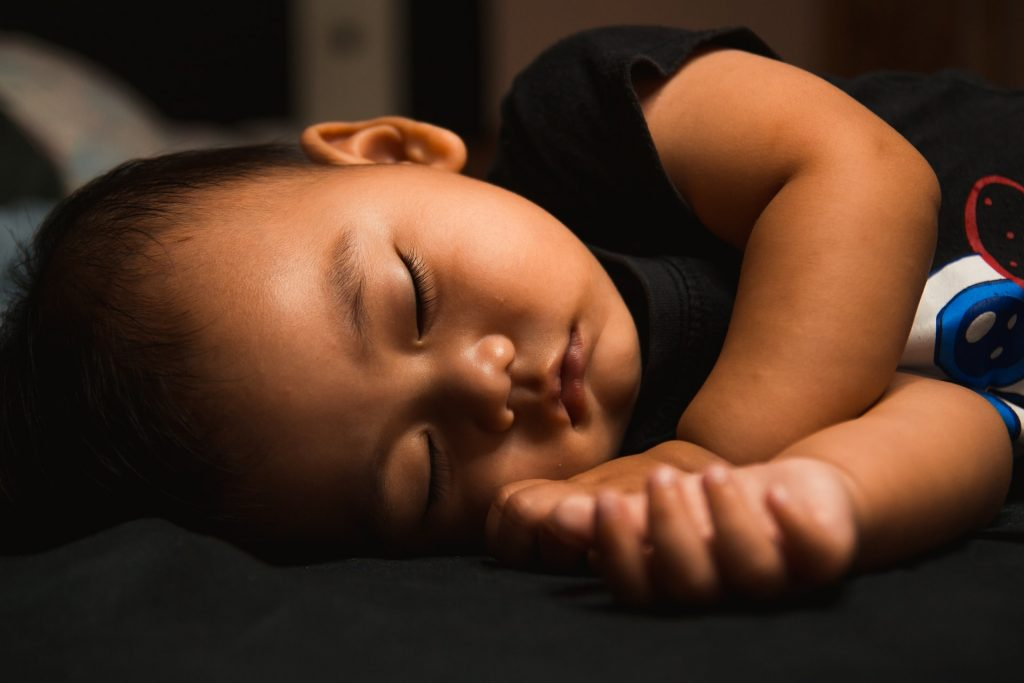 dallas moms toddler sleep