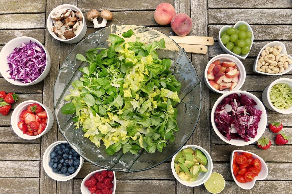 dallas moms summer salads