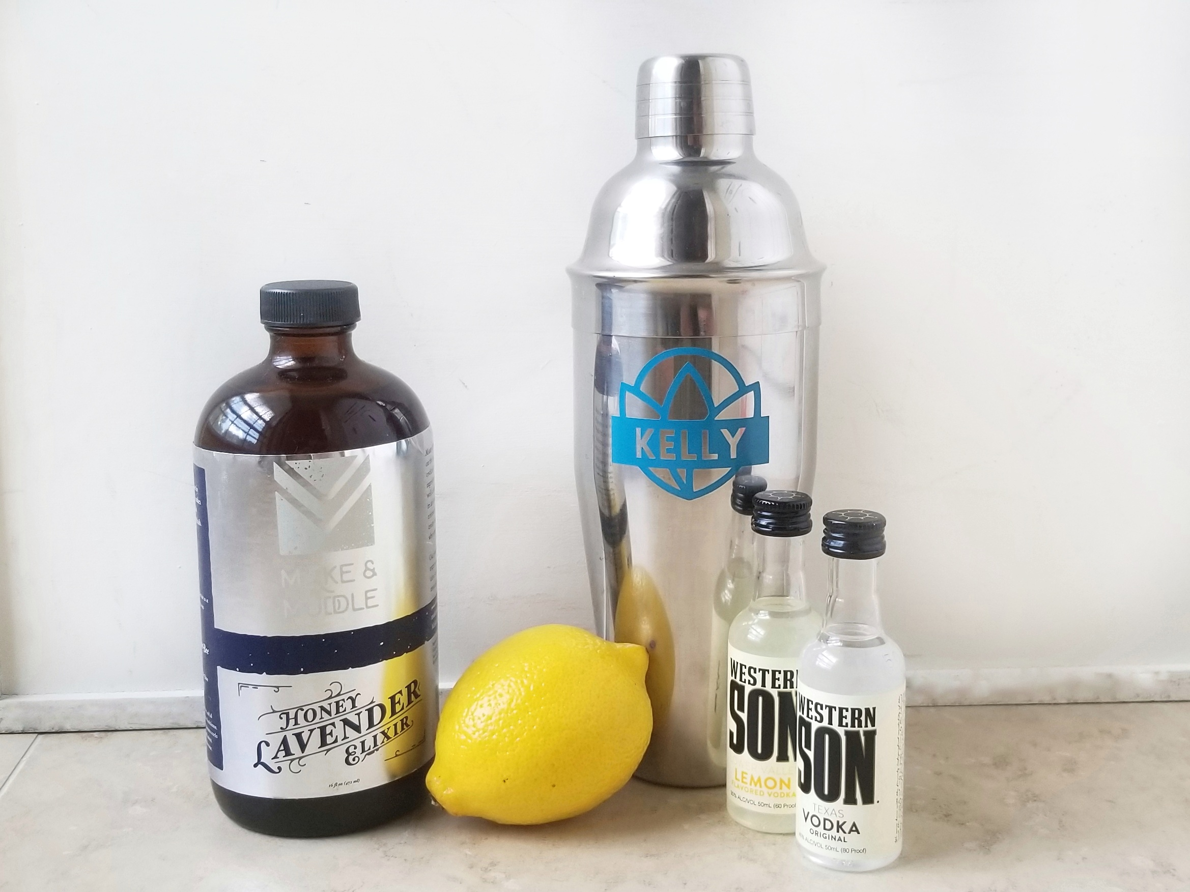 Dallas Moms Make & Muddle Honey Lavender Elixir