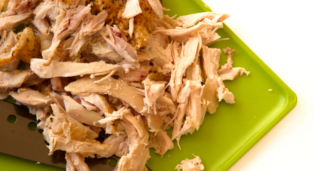 Dallas Moms Shredded Chicken