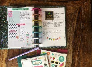 paper planner