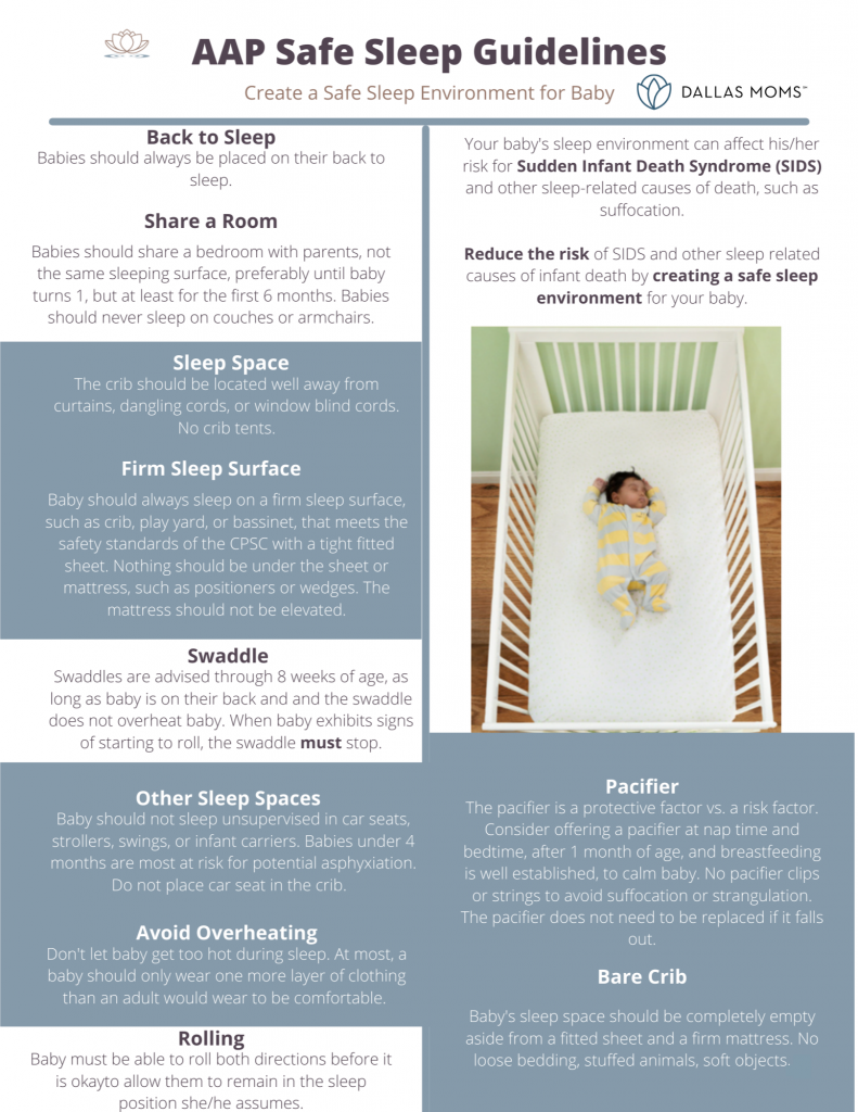 SIDS prevention