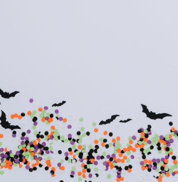 Minimalist Halloween Decorations